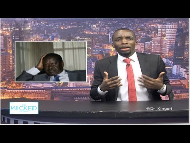 Exposed! Addictive element in teargas that keeps Kenyans asking for more- The Wicked Edition eps 163