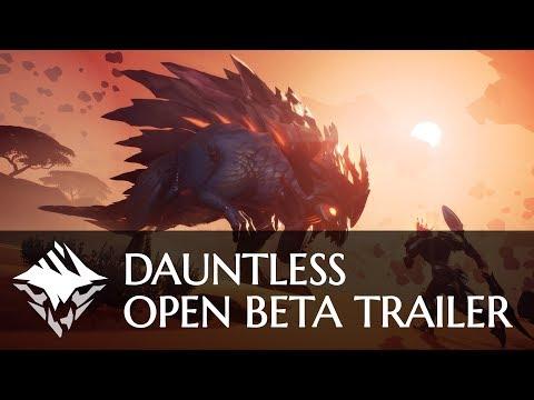 Дата выхода полной версии Dauntless