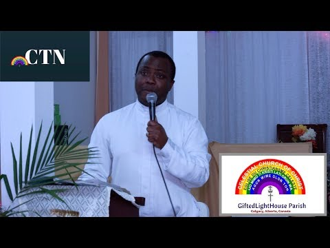 Sermon Today - God Delights In His People - M/S/E Femi olufowose