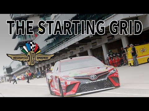 The Starting Grid: Indianapolis