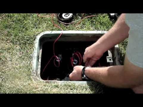 How To Repair A Hunter Pgv Jar Top Sprinkler Valve