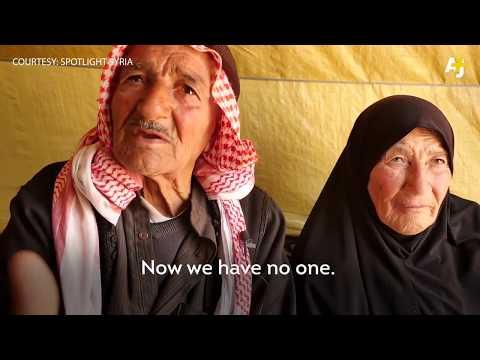 A história de amor mais emocionante de todas, em plena guerra na Síria
