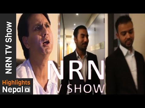 NRN TV Show Ep 64 | Report On Nepalese Lifestyle In Foreign