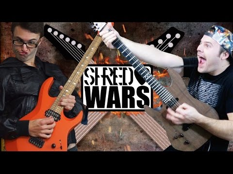 Shred Wars - Jared Dines VS Stevie T