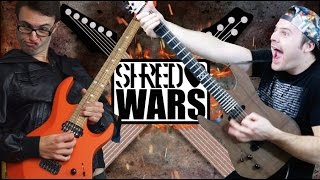 Shred Wars - Jared Dines VS Stevie T