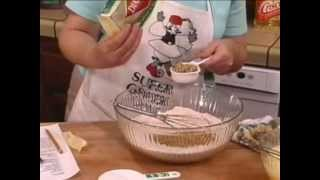 15 Karithopita - Walnut Cake