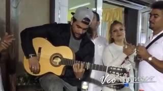 El Capu de la Linea versionando canciones de Los Chichos VEOFLAMENCO