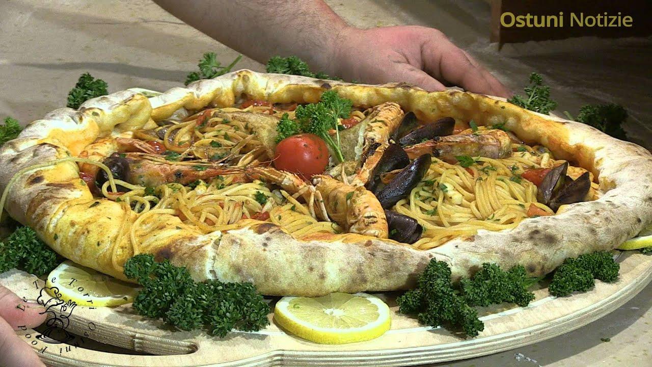 """Ostuni Food – Le Tre Torri: """"Sua Maestà la Pizza"""" (seconda puntata ..."""