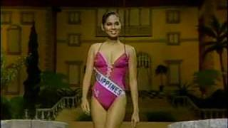 MISS UNIVERSE 1984 Swimsuit Competition