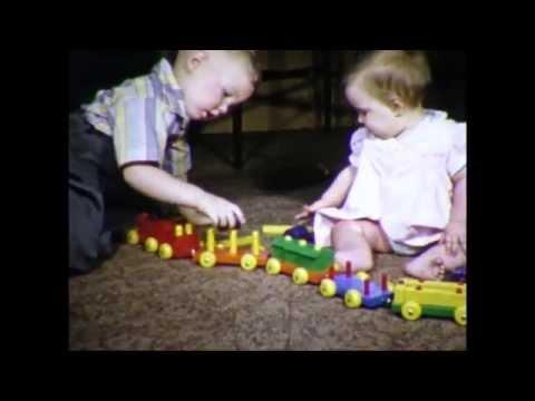 Oct. - Dec. 1954: Life in Iron Mountain, Michigan