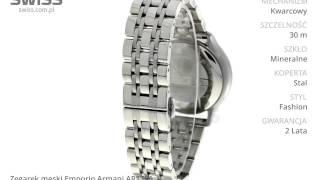 www swiss com pl zegarek męski emporio armani ar1796