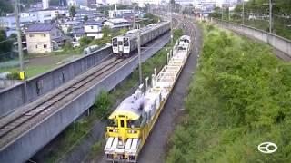 JR東日本 キヤE195系中央線・中央本線試運転