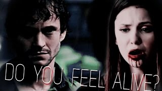 Will + Elena | Do you feel alive? {For my 700+ sub}