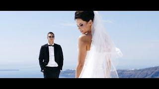 Свадьба на Санторини (Греция) Wedding an Santorini