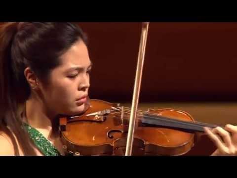 Jiyoon Lee - E.Ysaye: Sonata for solo violin No. 4 Op. 27