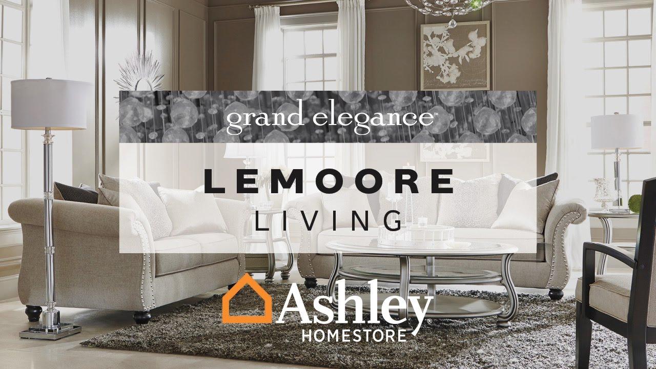 Ashley HomeStore | Lemoore Living - YouTube