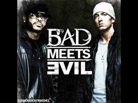 Eminem feat Royce Da 59 - Nuttin to do (HD)