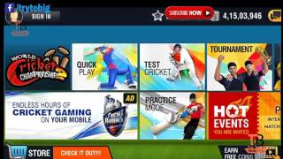 WCC2 Resources/ Mod Apk V2.5.2 Download Unlimited Coin Unlock All Tournaments [No Root] Pro