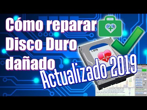Cómo Reparar un Disco Duro dañado✅ externo o interno | Victoria HDD SSD | ACTUALIZADO 2019