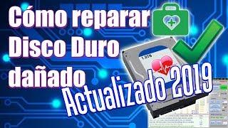 Як Відновити пошкоджений Жорсткий Диск✅ зовнішній або внутрішній | HDD Victoria SSD | ОНОВЛЕНО 2019