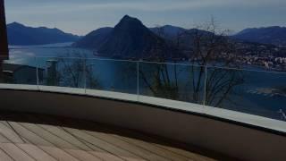 Villa di Lusso Lugano Aldesago - con piscina e vista lago