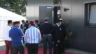 Jalsa Salana 2012 Germany - Tour of Hazoor e Aqdas Ahmadiyya Islam Muslim