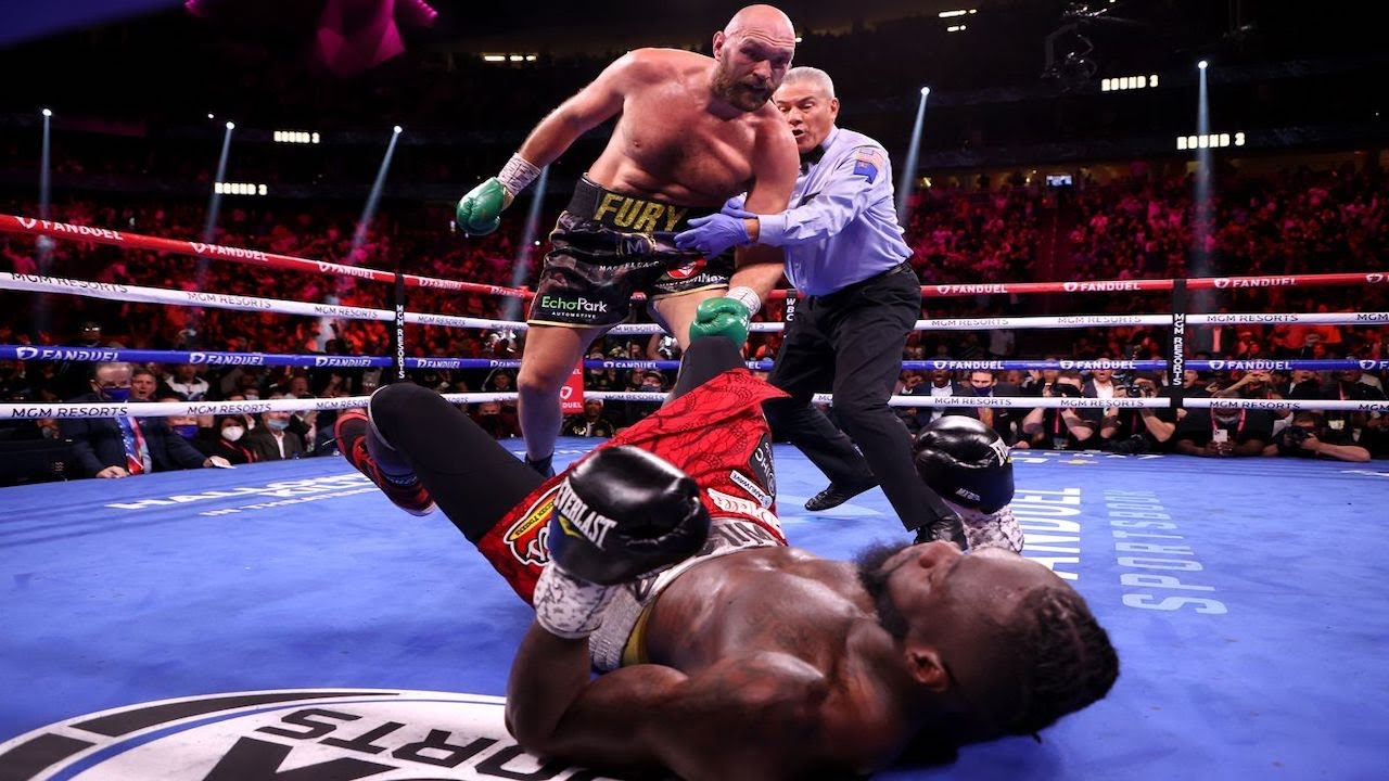 Tyson Fury vs Deontay Wilder 3 date, time, PPV price, fight card ...