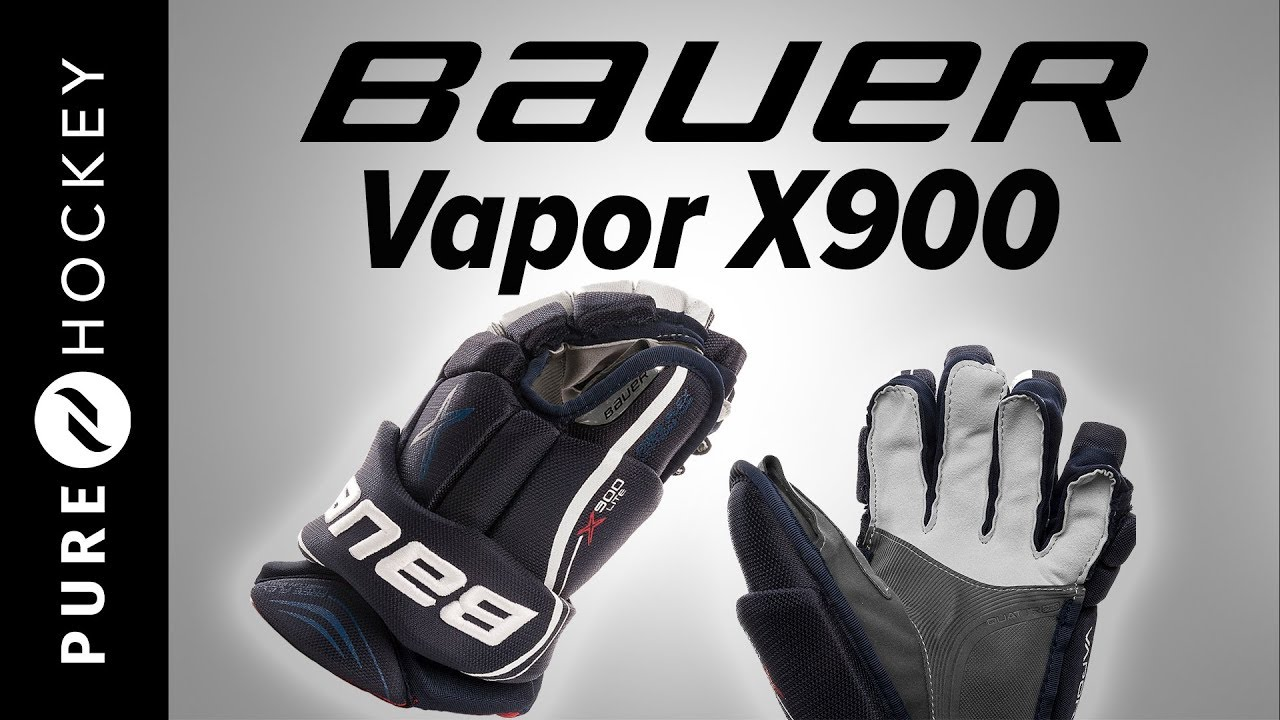 1d18201974f Bauer Vapor X900 Lite Hockey Gloves