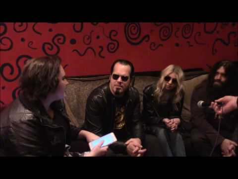 The Pretty Reckless Interview // Cleveland