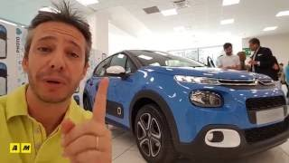 Nuova Citroen C3 Facebook | #Amboxing [ENGLISH SUB]
