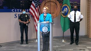 Mayor & Police Chief announce initial actions to transform Police Department