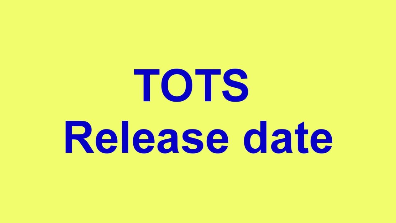 Fifa 17 Tots Release