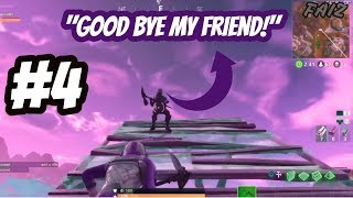 Saddest Moments in Fortnite #4 (TRY NOT TO CRY)