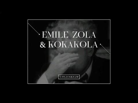 Kirszenbaum - Émile Zola & kokakola