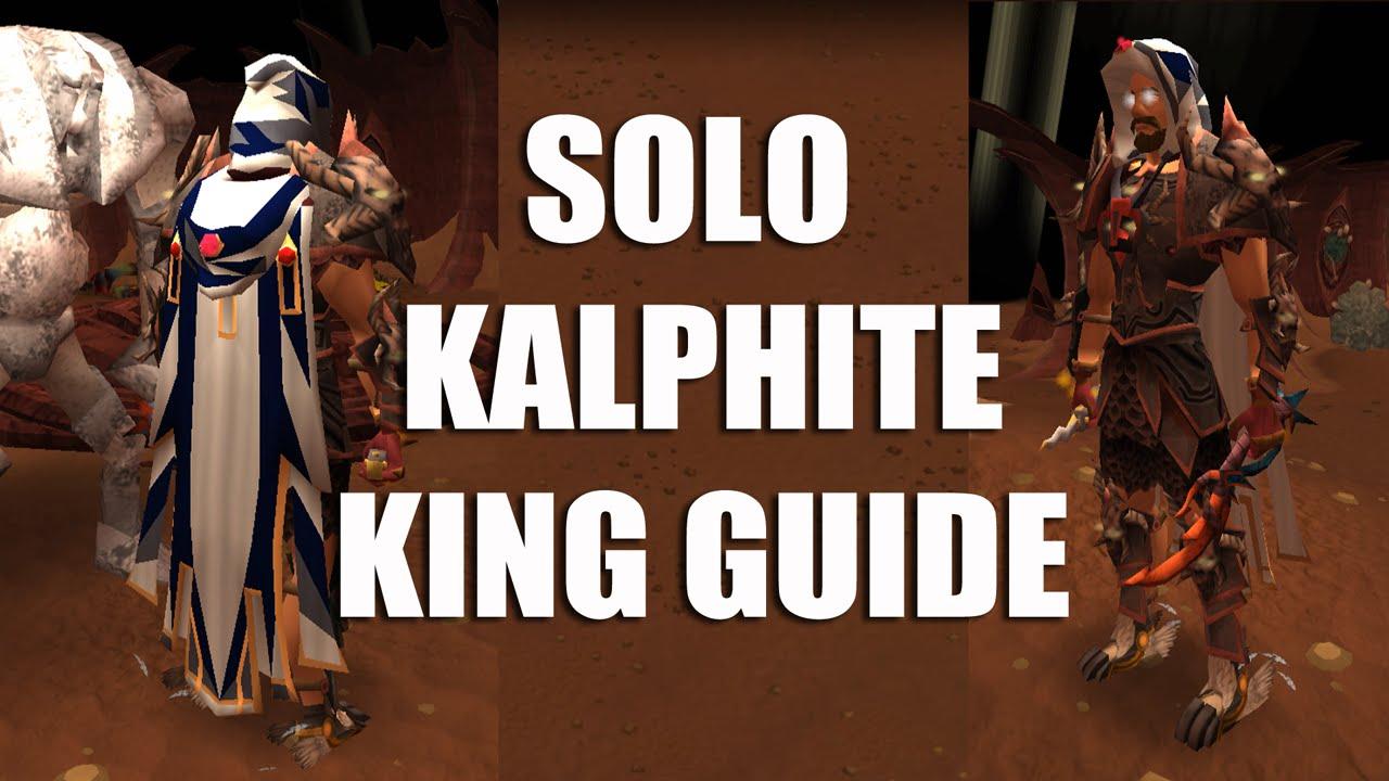 how to get a kalphite rebounder