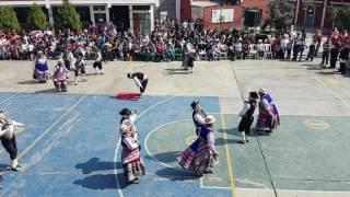 Baile Pisado de habas 2016