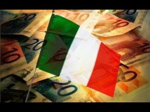 Italy Everything Collapse: Dealers Pull Bids As Bonds, Stocks Crash; Euro, Deutsche Bank Collapse
