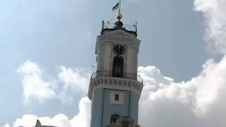 Черновцы, ратуша,