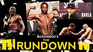 "Crawford vs Jean, Andre ""SOG"" Ward on Cotto-Canelo Undercard (BOXINGEGO The Rundown)"