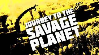 Journey To The Savage Planet - Environment Teaser Trailer