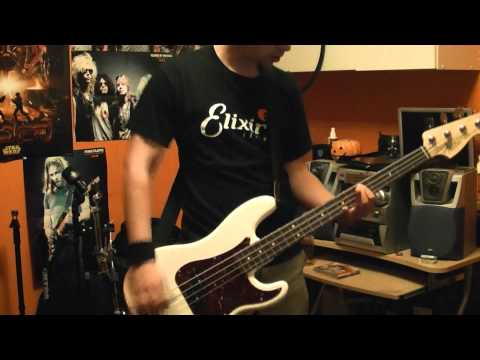 """Green Day """"Pop Rocks and Coke"""" Bass Cover 2011"""