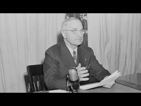 The Trend Line: Since WWII, Harry Truman Has Lowest Presidential Approval Rating