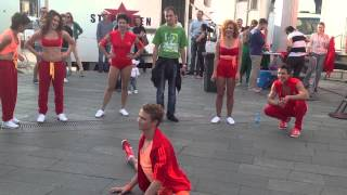 Танцуют все 6 разогрев Киев