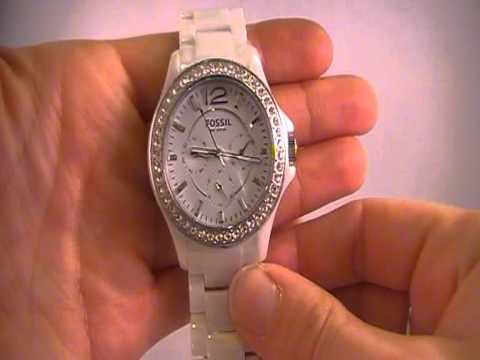Fossil Ladies Watch CE1010