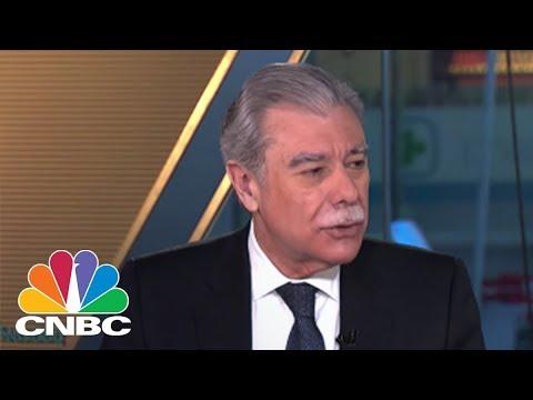 Steel Jobs In Long-Term Decline, Says Former Commerce Secretary Carlos Gutierrez   CNBC