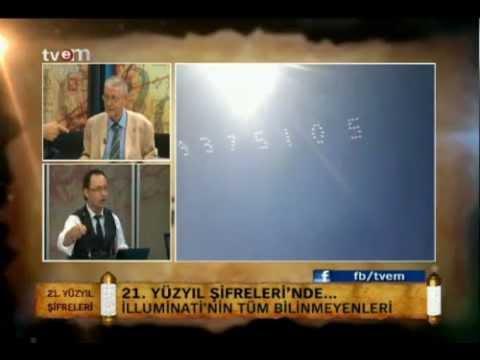 Metafizik - İlluminati - Volkan Kemal Ergenekon - 21. Yüzyıl Şifreleri - 28.09.2012 - Tv EM