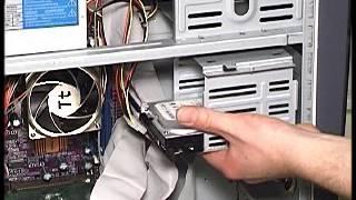 Eine neue Festplatte einbauen - Hardware-Lernkurs 2002