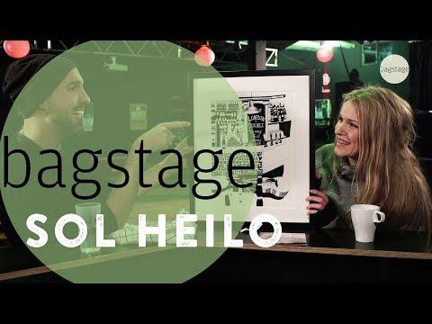 Bagstage - Sol Heilo