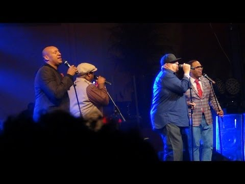 Fred Hammond & United Tenors (Everybody Get Up Tour) Houston, TX