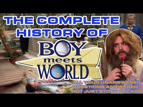 "The ""Boy Meets World"" Ultimate Retrospective Video (VKMTV)"